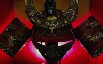 Die Geschichte des Samurai – virtueller Vortrag von Christian Wiederanders