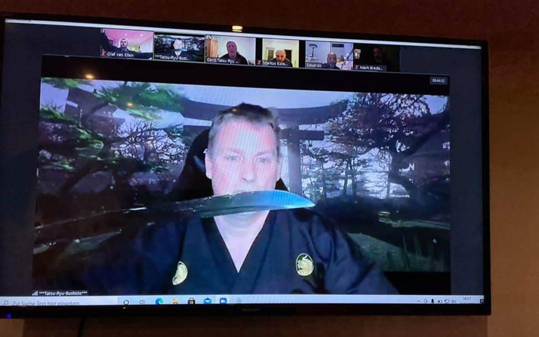 Das japanische Schwert – Grundlagen und Grundtechniken
